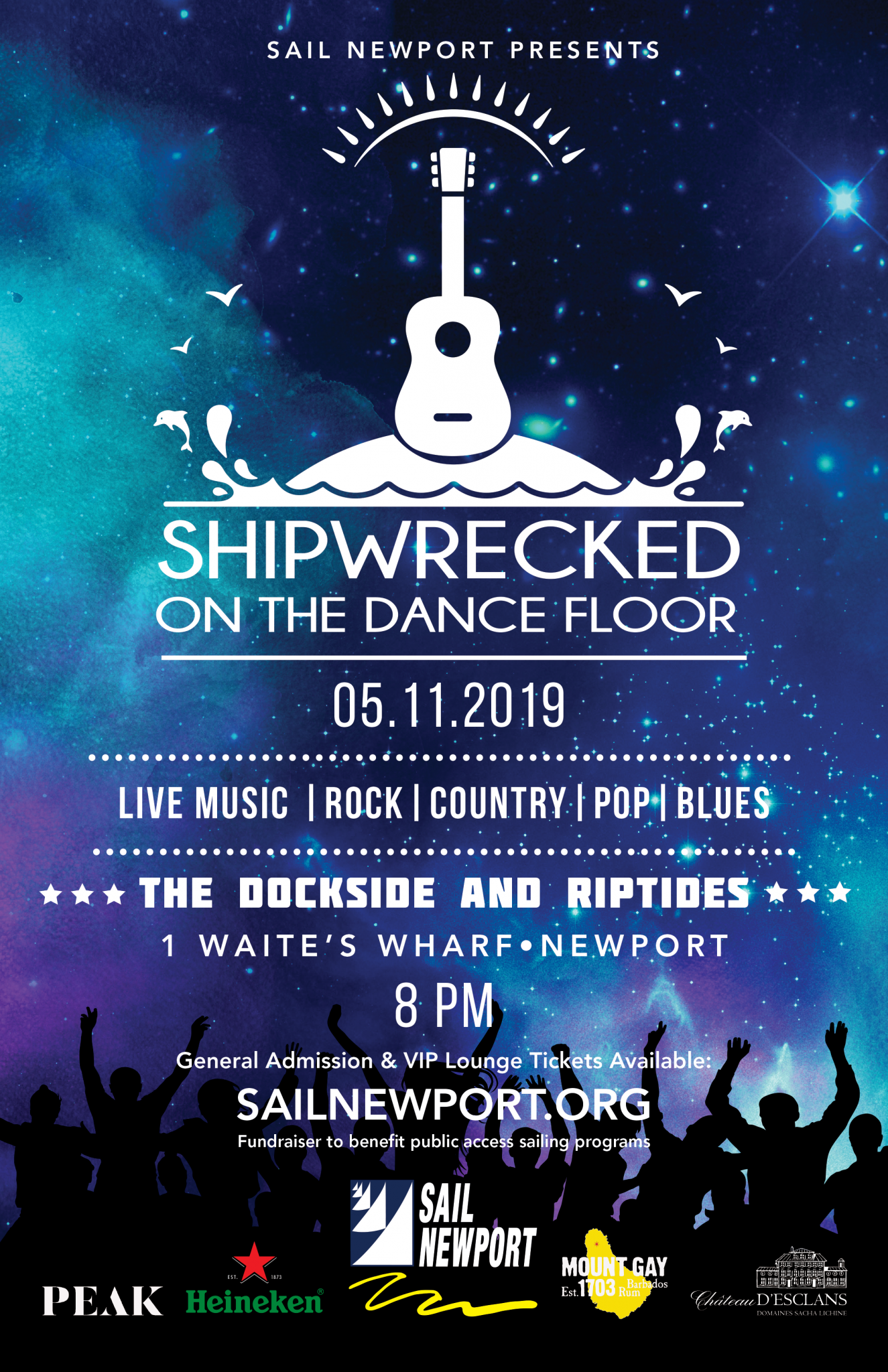 Shipwrecked poster 2019