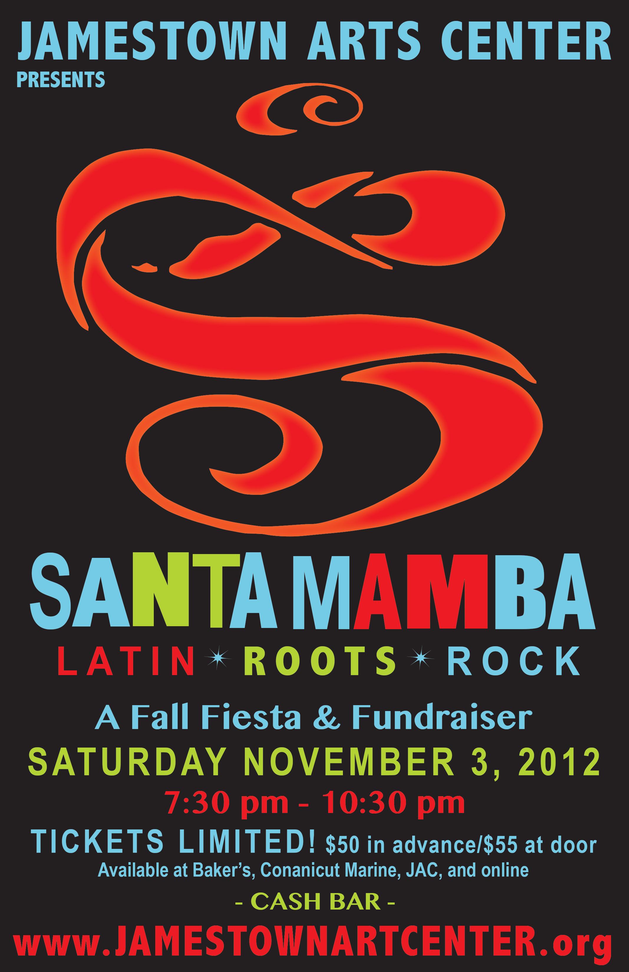 Santa Mamba poster